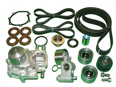 Timing Kit Subaru Forester Turbo Only 2004 2007 All Tensioners Water Pump Seals