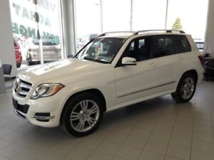 2013 Mercedes-Benz GLK-Class BLUETECH + CUIR + SINGES CHAUFFANTS