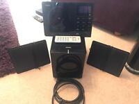 Teac Mc-Dx 40 DAB-B Ultra Thin Hi-Fi System