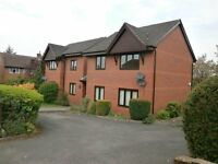 One bed flat to let (for the age 55 & over) at Moorland Road, Cheddleton