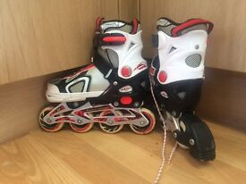 Super In Line Skates size 1-3