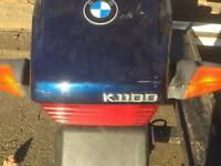 BMW K1100 LT BODY PANELS, FAIRINGS, GIVI BACK BOX AND 2SETS OF SIDE BOXES