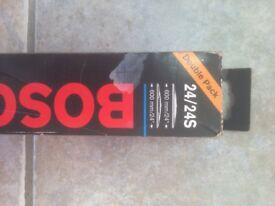 Bosch 24/24S wiper blades