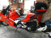 2002 vtec 800f-2 only 10.000mls done