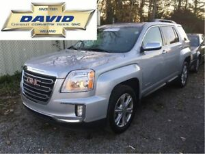2017 GMC Terrain SLE-2 AWD/ REMOTE START/ SUNROOF/ HEATED SEATS