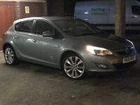 Vauxhall Astra 2010 Exclusive 1.7 CDTI 6 Speed Manual