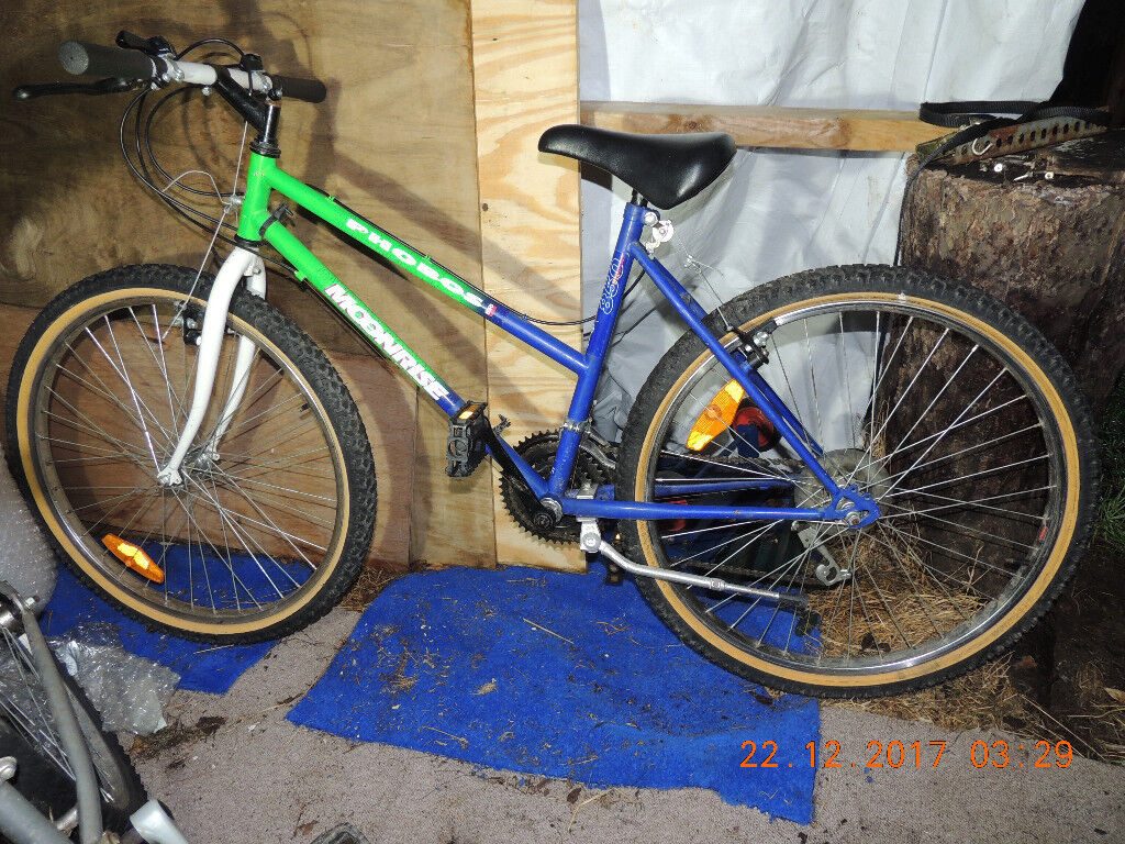 18 speed bike with 24 wheels suitable for