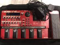 Boss GT6 Bass Multi Effects Pedal