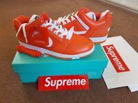 Supreme x Nike SB AirForce2 - UK size 10 - Trainers