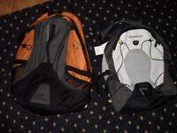 x2 Quechua rucksacks / packpacks.