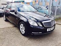 2011 MERCEDES-BENZ 2.1 CDI B/E (7G) AUTOMATIC / SAT NAV / LEATHER