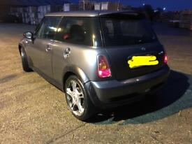 Mini Cooper S 1.6 super charged 6 speed manual BMW mini sport