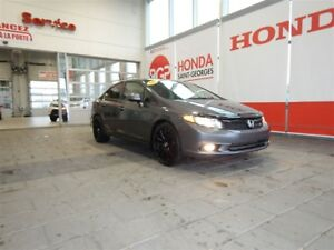 2012 Honda Civic ÉDITION SI MAGS+TOIT OUVRANT