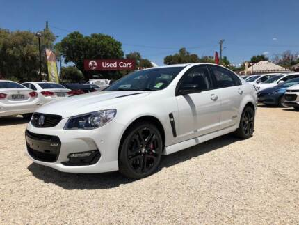 2017 Holden Commodore MY17 VFII SSV Redline Sedan Auto Cowra Cowra Area Preview