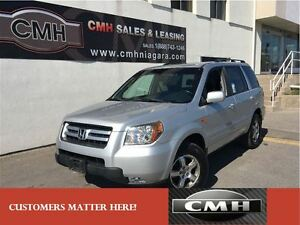 2008 Honda Pilot 4X4 NAV DVD LEATH ROOF *CERTIFIED*