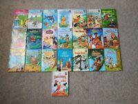 22 Disney books