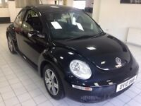2010 Volkswagen Beetle Luna 1.6 20k miles 1 lady from new