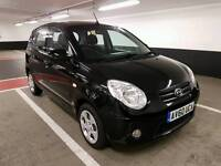 2010 Kia Picanto 1.1 Petrol - 25,000 Miles - Drives Like New - A/C - £30 Road Tax