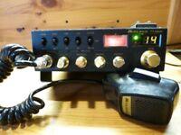 CB TRANSCEIVER FM RADIO MIDLAND 77 250k