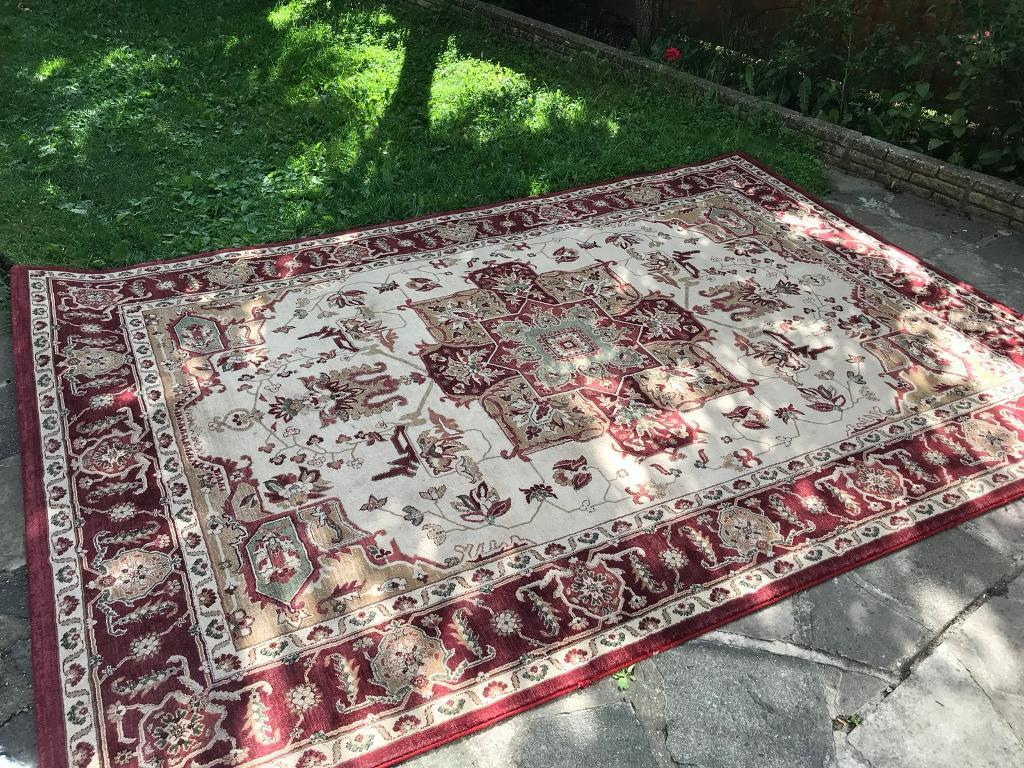 Lovely Designer Rug Turkish Design In Richmond London