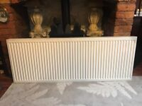 3 Radiators Excellent Condition 60/120/160cm