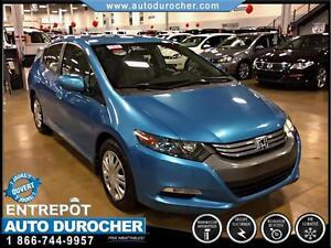 2010 Honda Insight LX AUTOMATIQUE TOUT ÉQUIPÉ HYBRID