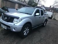 Nissan navara Outlaw low miles..Open To Sensible Offers