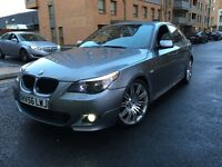 BMW 530d m sport 56 plate