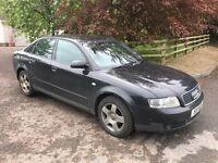 For sale ////// 2003 (diesel) Audi A4 tdi saloon