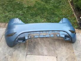 Ford Fiesta 2009-2014 genuine rear bumper in good condition