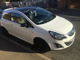2012 VAUXHALL CORSA 1.2 LIMITED EDITION 3D 83 BHP