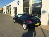 Vw scirocco 1.4 tsi. Sat nav. Heated leather. Touch Screen