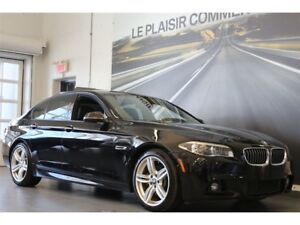 2015 BMW 535I xDrive GROUPE M SPORT, GROUPE DE LUXE