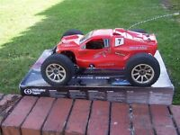 RC REMOTE CONTROLL NITRO/PETROL 4.6CC THUNDER TIGER ST1 RACE CAR