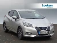 Nissan Micra IG-T N-CONNECTA (silver) 2017-07-31
