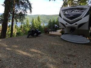 Shuswap lake lot for sale