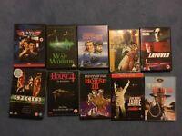 Asserted dvds
