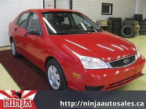 2006 Ford Focus ZX4 SES Safetied Excellant Condition