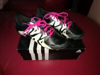 Adidas football boots size 5/38