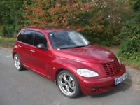 CHRYSLER PT CRUISER TOURING MOT SEPT 2018 FULL SERVICE HISTORY