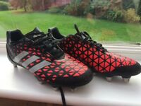 Adidas Rugby Boots UK size 10 good condition