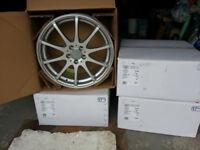 """5x100 Seat Cordoba Ibiza Leon Cupra Toledo DEZENT 17"""" inch Alloy wheels alloys wheel"""