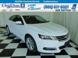 2018 Chevrolet Impala * LT Sedan * Remote Vehicle Start *