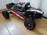 FID Dragon Hammer. Zenoah 32cc Upgrades. 1-5 Scale Petrol Rc Car Buggy