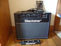 Blackstar HT60 Soloist 60 Combo, Award Winning Valve Guitar Amplifier