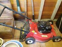 Yard King lawn mower