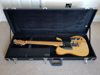 Fender Lite Ash Telecaster *Seymour Duncan/ Birdseye Maple Neck* Stunning Electric Guitar