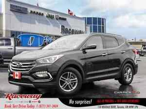 2017 Hyundai Santa Fe Sport ***ALL WHEEL DRIVE***LOADED***