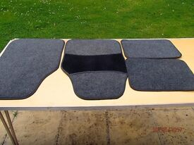 Car Mats front and rear