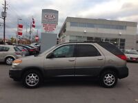 2002 Buick Rendezvous CX  // You Safety You Save // Very Clean